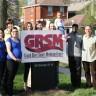 Wes Korir and GRSM Staff