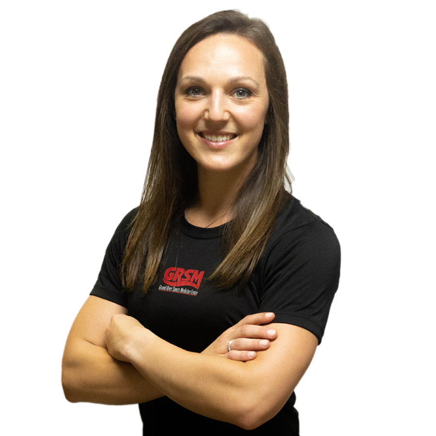 Sasha Guay GRSM physiotherapist kitchener