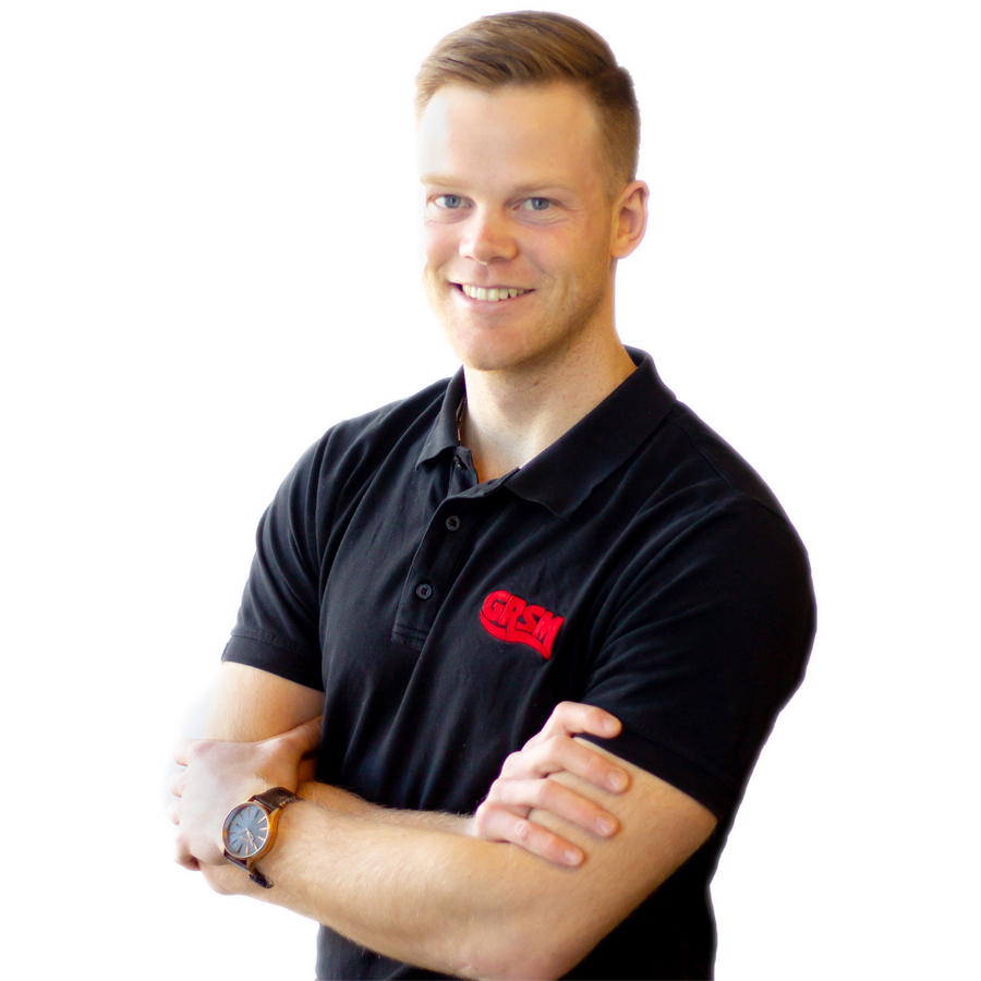 Blake Scott GRSM Kitchener-South Physiotherapist