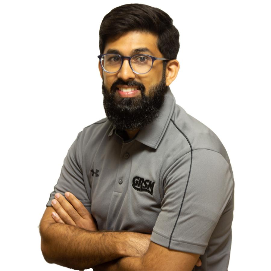 Ali Hazari, Sports Medicine Physician