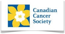 Logo for the Canadian Cancer Society